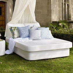Sleep or Sunbathe with the Crib and Lean