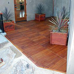 Curupay Tiles