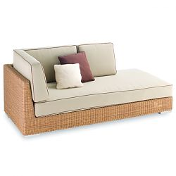Left Arm/3/4 Back Chaise