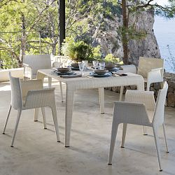 The ''U'' Outdoor Dining Collection