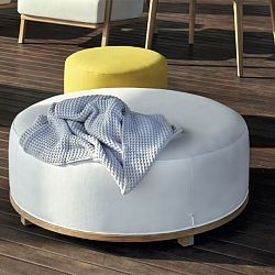 Fup Ottoman or Stools