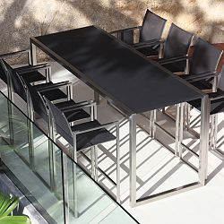 Ninix Bar Height Table and Stools