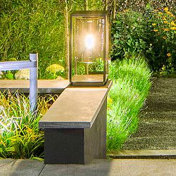 Dome Gate Outdoor Lamp