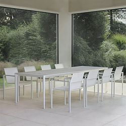 Elegant Outdoor Dining Table Collection