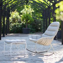 Folio Outdoor Rocking Chair
