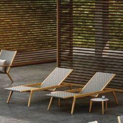 Vita Chaise Lounge