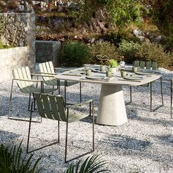 Conix Square Dining Table and Chairs