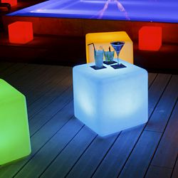 The Cube Rechargeable Outdoor Light