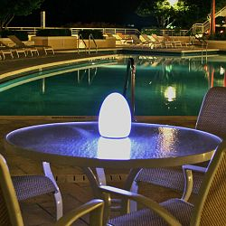 The Egg Rechargeable Outdoor Light