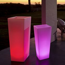 Rumba Illuminated Planter