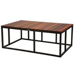 Faux Wood Outdoor Coffee and Occasional Tables