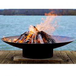Asia Wok Style Fire Pit