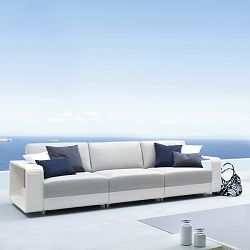 Hamptons Sofa and Lounge Chair