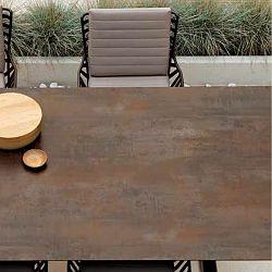 Corten Table Top