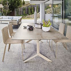 Roberti Outdoor Dining Table and Chairs
