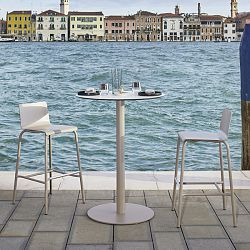Roberti Key West Bar Height Table and Stools