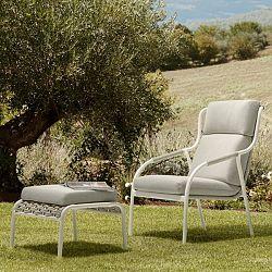 Capri High Back Lounge Chair