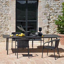 Capri Dining Chair and Table