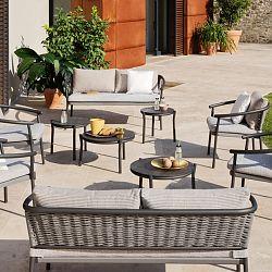 Lipari Sofa and Chair Collection