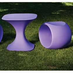 Milo Table and Cero Stool