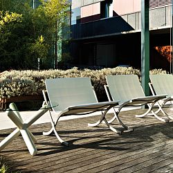 Deepdesign Barceloneta Outdoor Lounge Chair