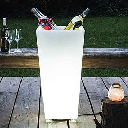 Kabin Lighted Planter