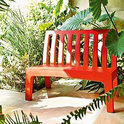 Romeo Garden Bench