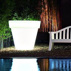 Illuminated Vas Planter