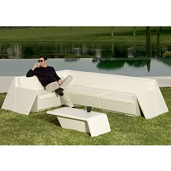 Rest Sectional and Table