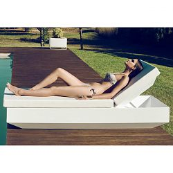 Vela Outdoor Chaise