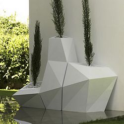 The Faz Outdoor Planters
