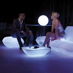 The Illuminated Pillow Outdoor Collection