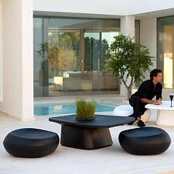Noma Outdoor Lounge Table