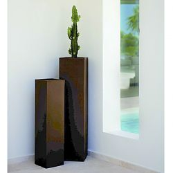Torre Square Outdoor Planter