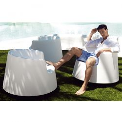 Roulette Outdoor Chair