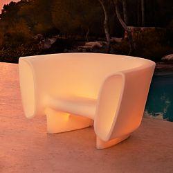 Illuminated Bum Bum Chair