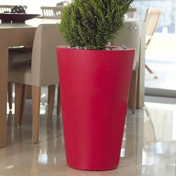 Tapered Indoor-Outdoor Planter