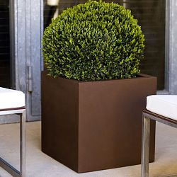 Square Indoor-Outdoor Planter