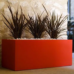 Rectangular Indoor-Outdoor Planter