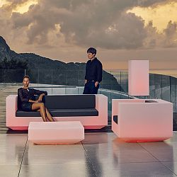 Illuminated Vela Sofa