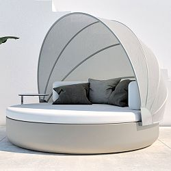 Ulm Daybed with Canopy