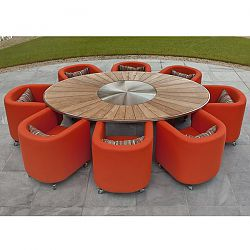 Rondo Outdoor Lounge Seating