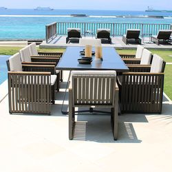 Horizon Dining Table and Chairs