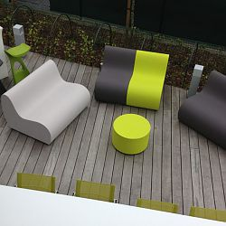 S1 Contoured Seating