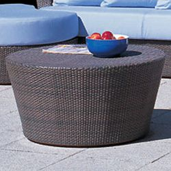 Rausch Eden Roc Outdoor Wicker Coffee Table
