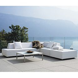 Happy Outdoor Sectional Seating
