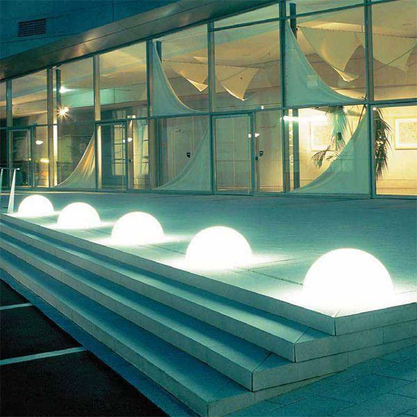 Lighted TerraCotta ''Courtesy, Moonlight USA,Inc''