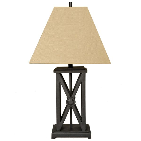 Woodard Chatham Outdoor Table Lamp Patio Light Homeinfatuation Com