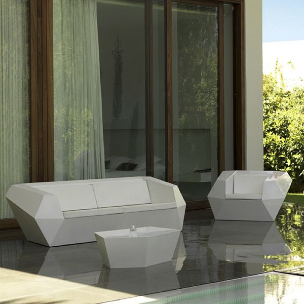 Faz Sofa and Chair
